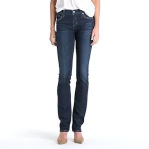 Citizens of Humanity Elson Mid Straight Leg Jeans